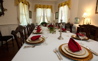 Inn on Poplar HIll Dinning Room