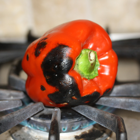 roasting pepper recipe