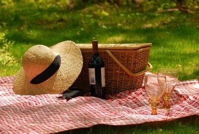 A Spring Picnic at the Inn on Poplar Hill Bed and Breakfast in Virginia Wine Country