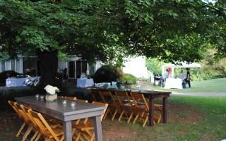 Beer Garden seating