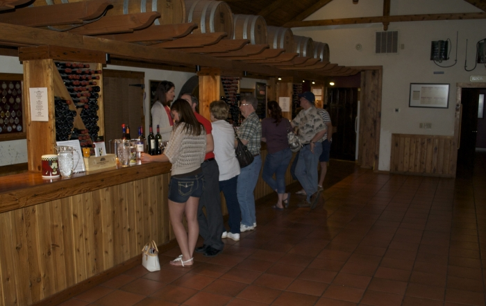 Barboursville Wine Tasting