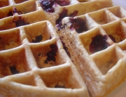 bed and breakfast Waffles Recipe
